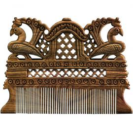 Mughals knew best. Put your comb to the test!