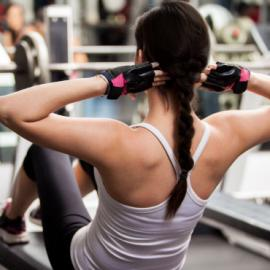 How to work out without hair damage
