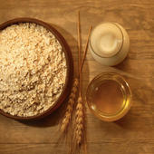 Nature's secret: Oats for voluminous hair