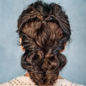 The Elegant Updo